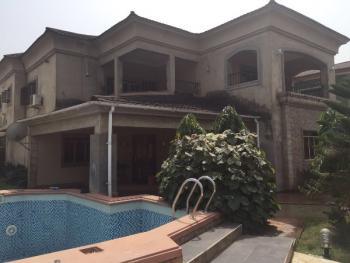 5 Bedroom Duplex with a 3 Bedroom Semi Detached Bq, Estate, Akowonjo, Alimosho, Lagos, House for Sale