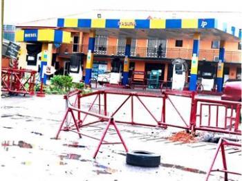 Functional Filling Station, Agidingbi, Ikeja, Lagos, Filling Station for Sale