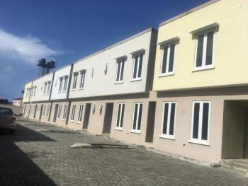 7 Units of 3 Bedroom Terraced Duplex with a Bq, Ajah, Lagos, Terraced Duplex for Sale