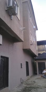 Tastefully Built 3 Bed Apartment, Off St Finbarrs Road, Akoka, Yaba, Lagos, Flat for Rent