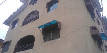 3 Bedroom Pent House, Opp Pedro Road, Shomolu, Lagos, Flat for Rent
