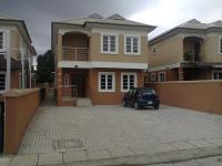 Brand  New, Quiet, Exquisite, And Lavishly Finished 4 Bedroom Detached House With 1 Bedroom  Boys Quarters, Oregun, Ikeja, Lagos, 4 Bedroom, 5 Toilets, 4 Baths House For Rent
