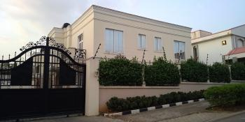 4 Bedroom Duplex with Bq, Maitama District, Abuja, Semi-detached Duplex for Sale