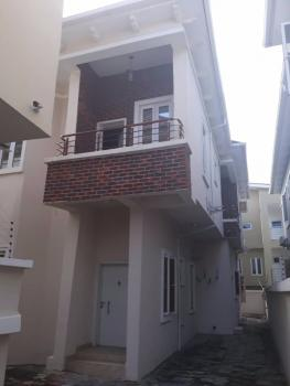 a Brand New 4 Bedroom Semi Detached Duplex with a Bq, Idado, Lekki, Lagos, Semi-detached Duplex for Sale