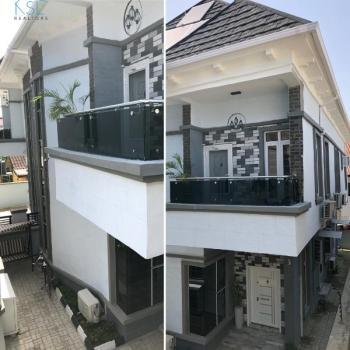 4 Bedrooms Detached Duplex, Idado, Lekki, Lagos, Detached Duplex Short Let