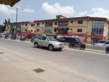 a Well Built 2 Blocks of Commercial Property, Ago Palace, Isolo, Lagos, Plaza / Complex / Mall for Sale