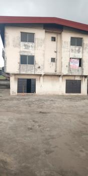 a Block of Flats Comprising Open Plan Space/warehouse and Number of Flat with Very Ample Parking Space, Alimosho, Lagos, Commercial Property for Rent