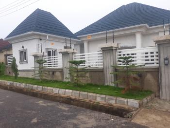 Lavishly Finished & Diplomatic 3bedrooms Fully Detached Bungalow + 1 Bedrooms Guest Chalet & Gate House, Efab Queens Estate, Gwarinpa Estate, Gwarinpa, Abuja, Detached Bungalow for Sale