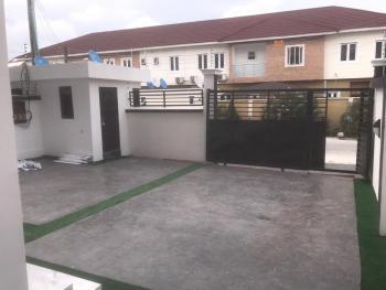 Massive 4 Bedroom Semi Detached Duplex, Idado, Lekki, Lagos, Semi-detached Duplex for Sale