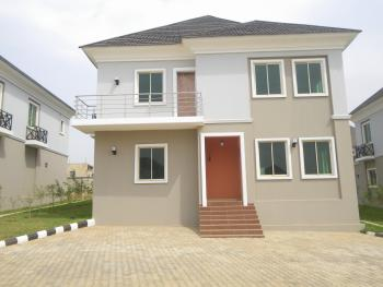 4 Bedrooms, 2 Sitting+ Bq, Durumi, Abuja, Detached Duplex for Rent