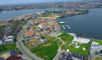 Bare Land  Area:  980.688sqm ( Well-shaped), Northern Foreshore Estate By Chevron Drive, Lekki, Lagos, Residential Land for Sale