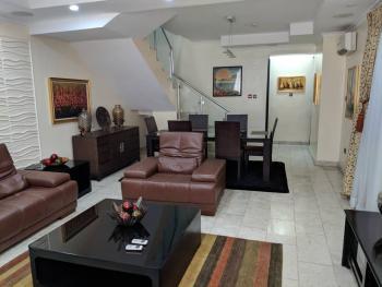 Amazing Four Bedroom Terrace, Admiralty Way, Lekki, Lagos, Flat Short Let