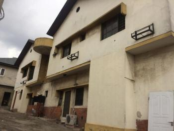 a Wing of Semi Detached Duplex on a Land Size Measuring 350sqm, Omole Phase 1, Ikeja, Lagos, Semi-detached Duplex for Sale
