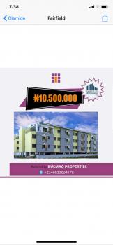 Luxury Two Bedroom Flat, Abijo, Lekki, Lagos, Block of Flats for Sale