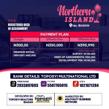 Northern Ireland, All Saint Memorial Park and Gardens, Frsc Office in Ido, Ibadan, Oyo, Residential Land for Sale