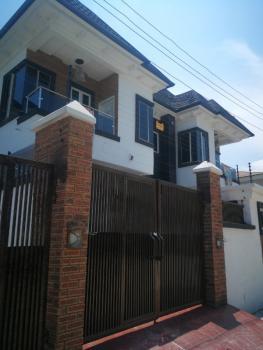 Luxury 4 Bedroom Semi-duplex with Bq, Near Shoprite, Osapa, Lekki, Lagos, Semi-detached Duplex for Sale
