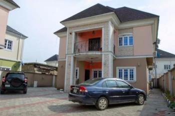 Spacious and Executive 4 Bedrooms Detached Duplex, Farm Road, Eliozu, Port Harcourt, Rivers, Detached Duplex for Rent
