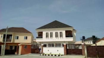 4 Bedroom Duplex with a Bq, Chevy View Estate, Lekki, Lagos, House for Rent