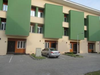 Brand New 4 Bedroom Luxury Serviced  Town House, Osapa, Lekki, Lagos, Terraced Duplex for Sale