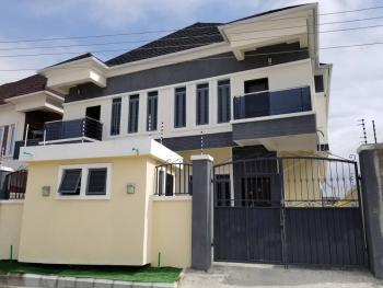 Brand New 4-bedroom Semi-detached House with Bq, Lafiaji, Lekki, Lagos, Semi-detached Duplex for Sale