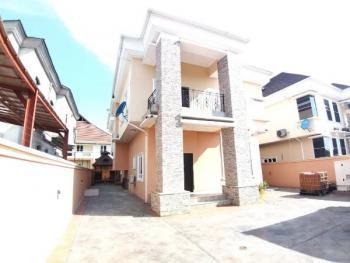Nicely Built 5 Bedroom Detached Duplex, Pinnock Estate, Osapa, Lekki, Lagos, Detached Duplex for Sale