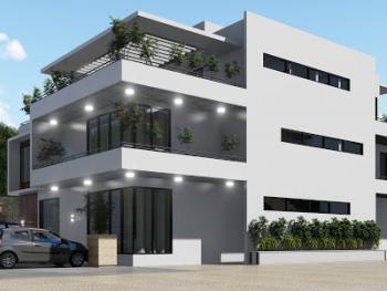 Luxuriously Finished 4bedroom Masionette at Chevron Toll Gate, Ikota Villa Estate, Lekki, Lagos, House for Sale