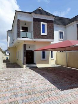 Newly Built 4 Bedroom Semi-detached House+bq, Osapa, Lekki, Lagos, Semi-detached Duplex for Sale