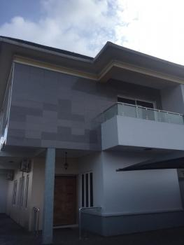 Fully Furniture and Very Spacious 4 Bedroom with 2 Bq, Off Second Roundabout, Lekki Phase 1, Lekki, Lagos, Detached Duplex for Rent