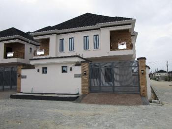 4 Bedroom Semi-detached Duplex with 1 Room Boys Quarter, Behind Mega Chicken,ikota Villa G.r.a, Ikota Villa Estate, Lekki, Lagos, Semi-detached Duplex for Sale