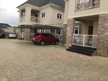 Top-notch 3-bedroom, Jahi, Abuja, Flat for Rent