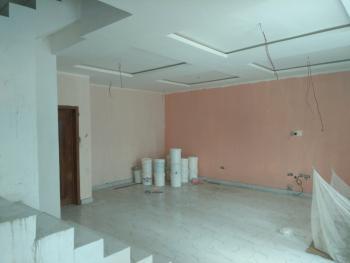 Newly Built Luxury 3 Bedroom Duplex with Bq, Ocean Palm Estate, Peninsula Garden Estate, Ajah, Lagos, Semi-detached Duplex for Sale