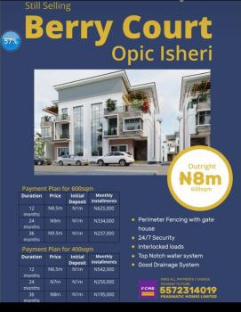 Land, Opic, Isheri, Lagos, Residential Land for Sale