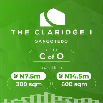 The Claridge I Land, Sangotedo, Epe, Lagos, Mixed-use Land for Sale