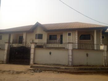 House Consist of 4flats of 3bed Room Flat for Sale at Igando Lagos, Igando Lagos, Igando, Ikotun, Lagos, Block of Flats for Sale