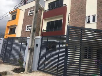 Newly Built 4 Bedroom Duplex with Bq, Adeniyi Jones, Ikeja, Lagos, Semi-detached Duplex for Sale