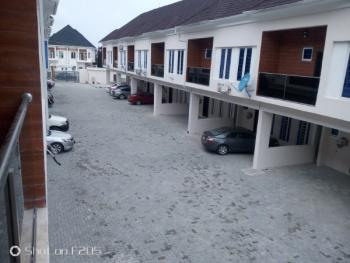 4 Bedroom Terrace Duplex, Lafiaji, Lekki, Lagos, Terraced Duplex for Rent