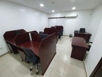 Serviced Large Furnished Office, Victoria Island Extension, Victoria Island (vi), Lagos, Office Space for Rent