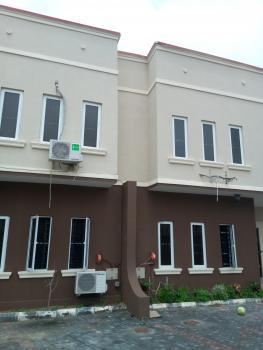 4 Bedroom Duplex with Bq, Ologolo, Lekki, Lagos, Terraced Duplex for Rent
