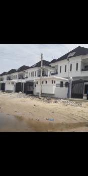 Semi Detached 4 Bedroom and a Room Bq, Orchid Estate, Ikota Villa Estate, Lekki, Lagos, Semi-detached Duplex for Sale
