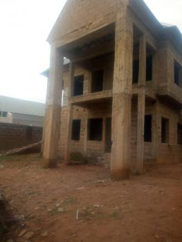Uncompleted 4 Bedroom Duplex, Ire-akari Estate, Off Akala Expressway, Ibadan, Oyo, Detached Duplex for Sale
