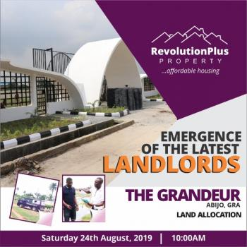 The Grandeur Estate, Lekki- Abijo, Abijo, Lekki, Lagos, Mixed-use Land for Sale
