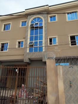 Specious Newly Built Mini Flat, Alhaji Ota Street Off Fafolu Street, Challenge, Mushin, Lagos, Mini Flat for Rent