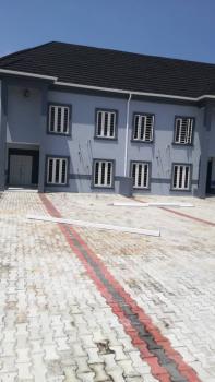 Brand New 4 Bedroom Duplex with Bq, 5 Pearl Gardens Estate, Sangotedo, Ajah, Lagos, Detached Duplex for Rent