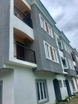 Nicely Built and Well Situated 4 Bedroom Terraced + 1 Maid Quarters, Ikate, Lekki Phase 1, Lekki, Lagos, Terraced Duplex for Sale
