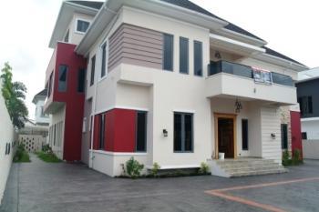 5 Bedroom Detached Duplex with Swimming Pool., Peanock Beach Estate, .off New Shoprite Road, Osapa, Lekki, Lagos, Detached Duplex for Sale