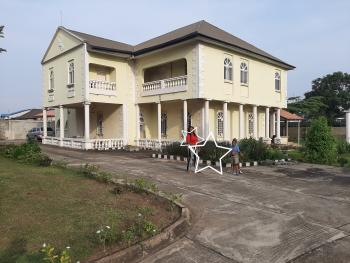 7 Bedroom Furnished Detached House with 2-bedroom Office Bungalow, Swiming Pool, 4-rooms Bq on About 1 Acre, Tarred Ilo - Awela Road, Sango Ota, Ogun, Detached Duplex for Rent