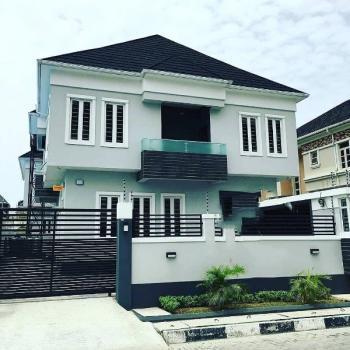 Luxury 5 Bedroom Detached Duplex + Bq, Eletu Drive, Osapa, Lekki, Lagos, Detached Duplex for Sale