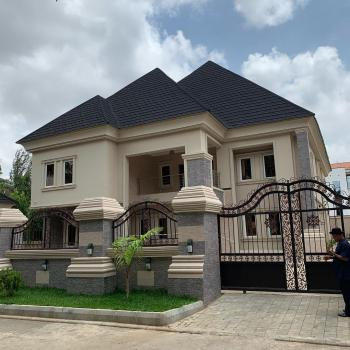 Well Finished and Luxury 6 Bedroom Fully Detached Luxurious Duplex on 1750 Sqr Mtrs of Land, Maitama District, Abuja, Detached Duplex for Sale