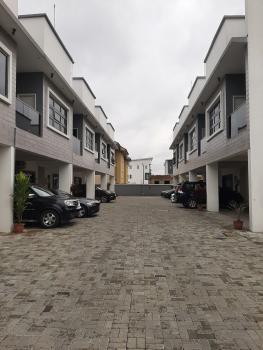 Luxury 3 Bedroom Terraced, Off Kunsela Street, Ikate Elegushi, Lekki, Lagos, Terraced Duplex for Sale