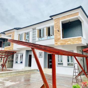 Premium 4 Bedroom Fully Serviced Semi Detached Duplex, Chevron, Chevy View Estate, Lekki, Lagos, Semi-detached Duplex for Sale